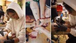 De cantante a tatuadora: Karol G y su talento con la tinta al hacerle a sus amigos '200 Copas'