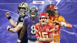 ¡Vuelve la NFL! El 'Top 5' de quarterbacks para el 2020 en la NFL
