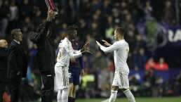 Hazard pone en predicamento a Zidane; Vinicius sería el ideal