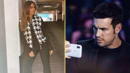 Galilea Montijo recibe desaire de Mario Casas, se negó a tomarse una selfie con ella