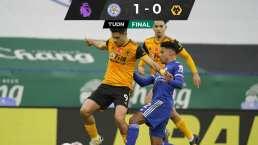 El Leicester City se le sigue resistiendo a Raúl Jiménez