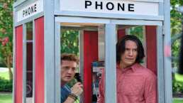 ¿Y esta rosa? Keanu Reeves estrena en octubre 'Bill y Ted salvando el universo'
