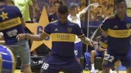 ¡Así baila el campeón de Argentina!