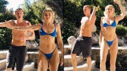 Miley Cyrus y su novio, Cody Simpson, más enamorados que nunca en TikTok