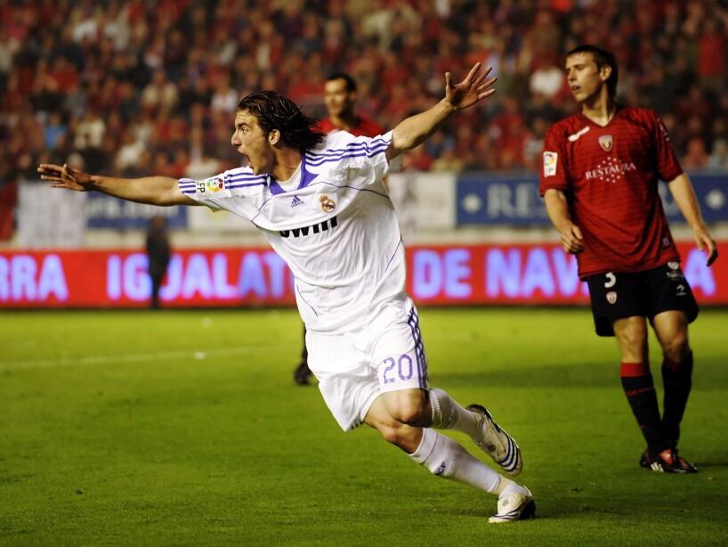 Osasuna v Real Madrid - La Liga