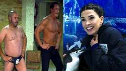 DL & Compañía Capítulo 2: Dalilah Polanco entrena pingüinos y Edson Zúñiga (El Norteño) se convierte en chippendale para Doña Lucha