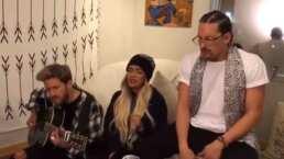 Mau y Ricky comparten imágenes inéditas de la canción que hicieron junto a Karol G