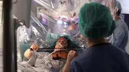 Esta mujer toca el violín mientras le extirpan un tumor del cerebro
