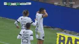 ¡Querétaro empata! Ángel Sepúlveda anota el 1-1 con un cabezazo