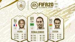 Ronaldinho, muy cerca de ser eliminado del FIFA 2020