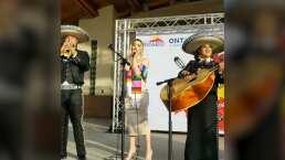 Video: Frida Sofía no canta malas rancheras y así demuestra que heredó el talento de su madre