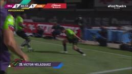 ¡Remontada de FC Juárez! Victor Velazquez pone el 2-1 con su cabezazo