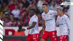 En Necaxa apoyarán a Quiroga para ser campeón de goleo
