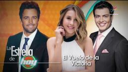 Las Estrellas De Hoy: Andrés Palacios, Paulina Goto y Mane de la Parra
