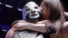 ¡Keiko la luchadora!