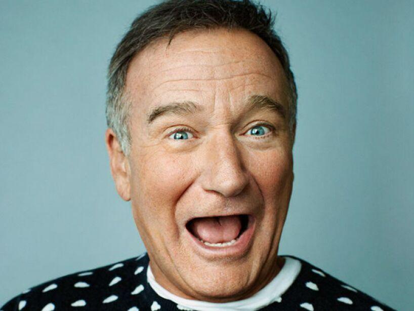 9. Robin Williams: Ganador del Óscar y 5 Globos de Oro, conocido por sus actuaciones en Mrs. Doubtfire y Jumanji.