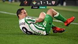 Betis cae eliminado en la Copa del Rey por el Bilbao
