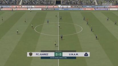 Con Alan Mozo al mando de los Pumas, el cuadro felino consigue los tres puntos al ganar 1-3 en su visita a los Bravos de Maximiliano Olivera.