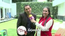 ¡Alejandro Peniche se enfrenta a su mamá para volver con su amor del pasado!