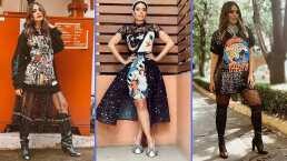 Galilea Montijo regresó como toda una estrella y mostró sus looks más modernos