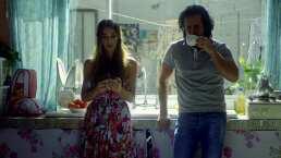 Sin Senos Sí Hay Paraíso: Hilda y Albeiro sufren al no saber dónde está Catalina