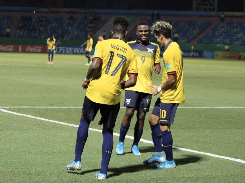 Así concluye la actividad del Grupo A: Canadá 0-1 Nueva Zelanda, Angola 0-2 Brasil. Grupo B: Australia 2-1 Nigeria, Hungría 2-3 Ecuador.