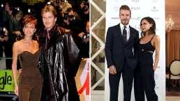 La evolución de estilo de David y Victoria Beckham