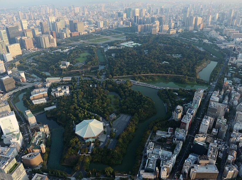 Aerial Views Of Tokyo, 2020 Summer Olympic Games Host City