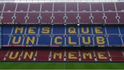 Tras volver a empatar, el Barcelona le da cada vez más ventaja al Real Madrid para coronarse y los memes llovieron al termino del partido frente al Atlético de Madrid.