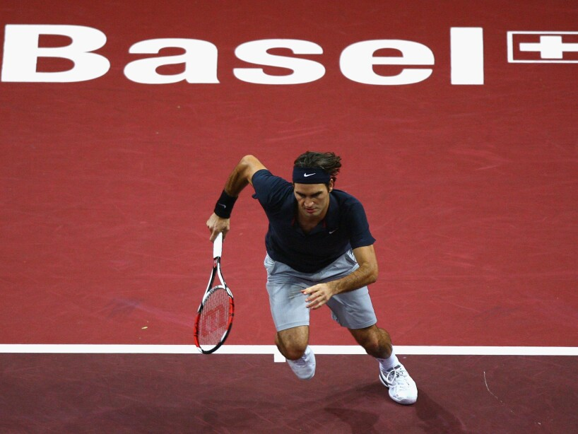 ATP Davidoff Swiss Indoors - Day One