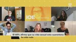 Por medio de la grafología, Maryfer Centeno revela cómo son Montse y Joe en la intimidad