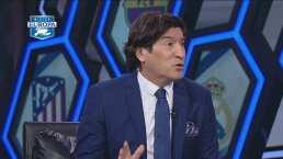 Iván Zamorano exhibió el punto más débil del Real Madrid