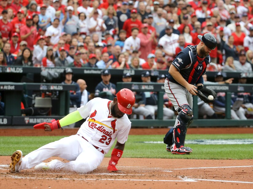 Divisional Series - Atlanta Braves v St Louis Cardinals - Game Three
