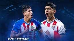 El legado de Pulido: los goles que dejó en Chivas