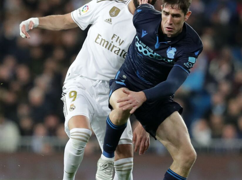 Real Madrid CF v Real Sociedad - La Liga