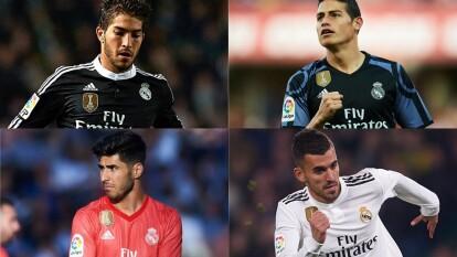 En los últimos 5 años el Real Madrid ha fichado varios jugadores que por una u otra razón, acabaron jugando, en modalidad de préstamo, en otros clubes. Estos son algunos de los más destacados.