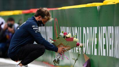 Rinde homenaje Pierre Gasly a piloto de Formula 2