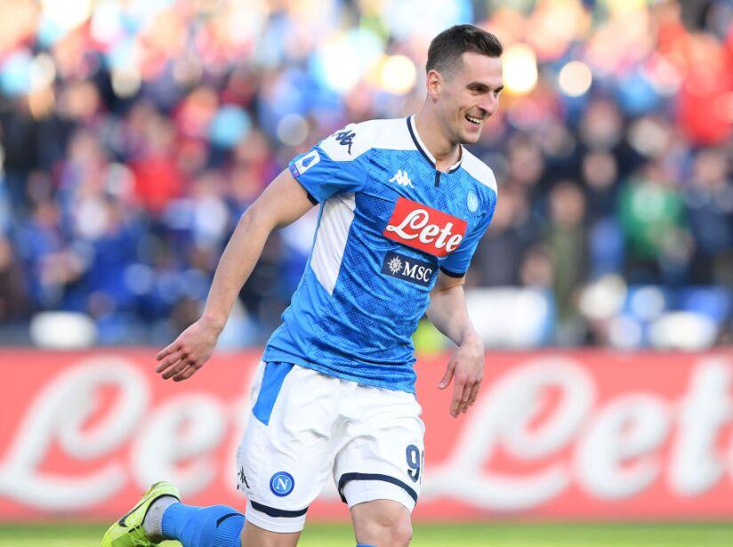 SSC Napoli v US Lecce - Serie A