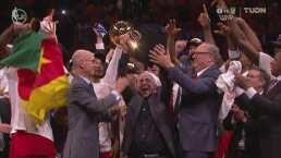 ¡Hay nuevo campeón! Raptors consigue su primer Larry O'Brien