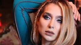Marcela Mistral se encuentra feliz con su línea de cosméticos y con su nuevo sencillo