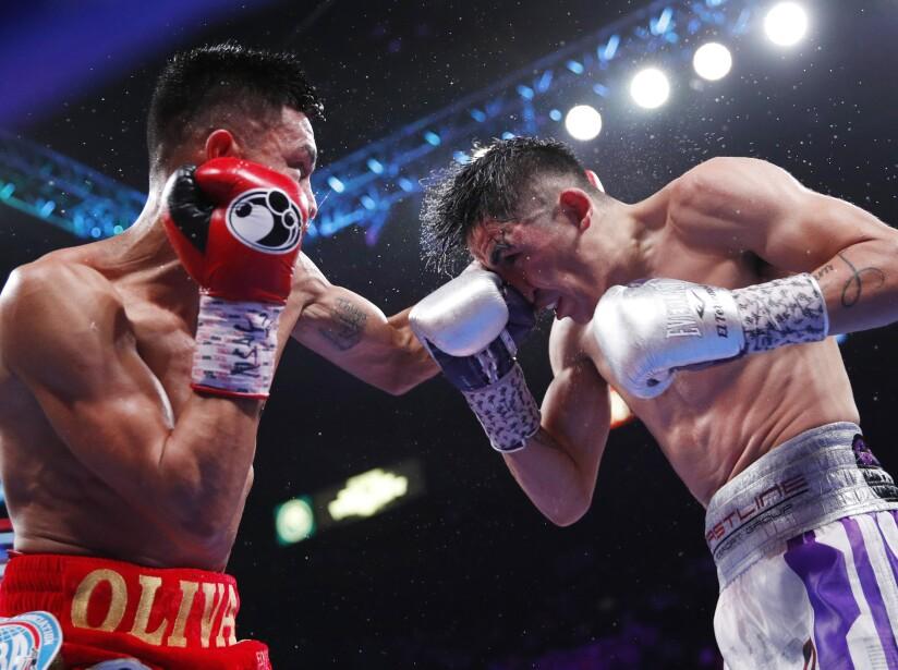 Santa Cruz Flores Boxing