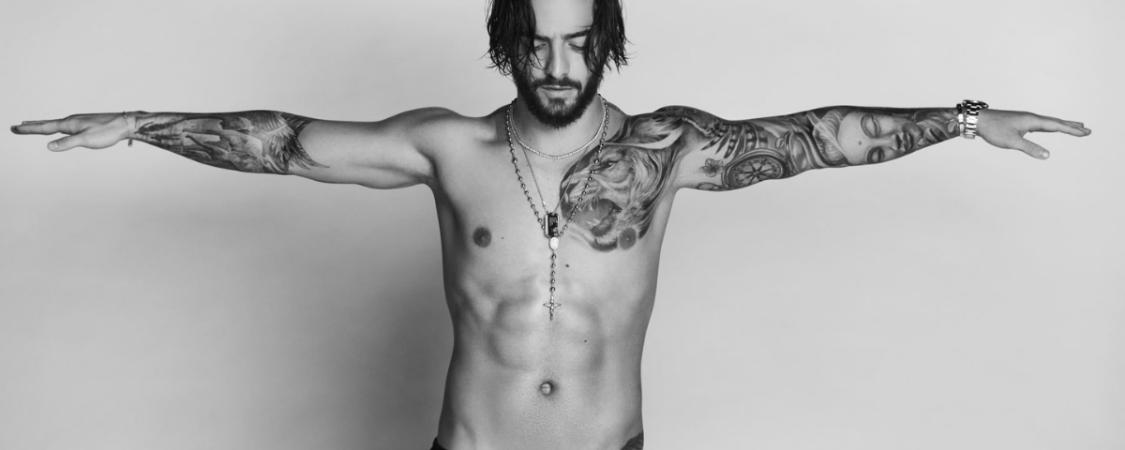Increíble Pero Cierto Maluma Tiene Un Tatuaje Que Simboliza El
