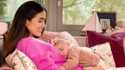 Sharon Fonseca saca a bailar a su bebita Blu y lo presume en sus redes sociales