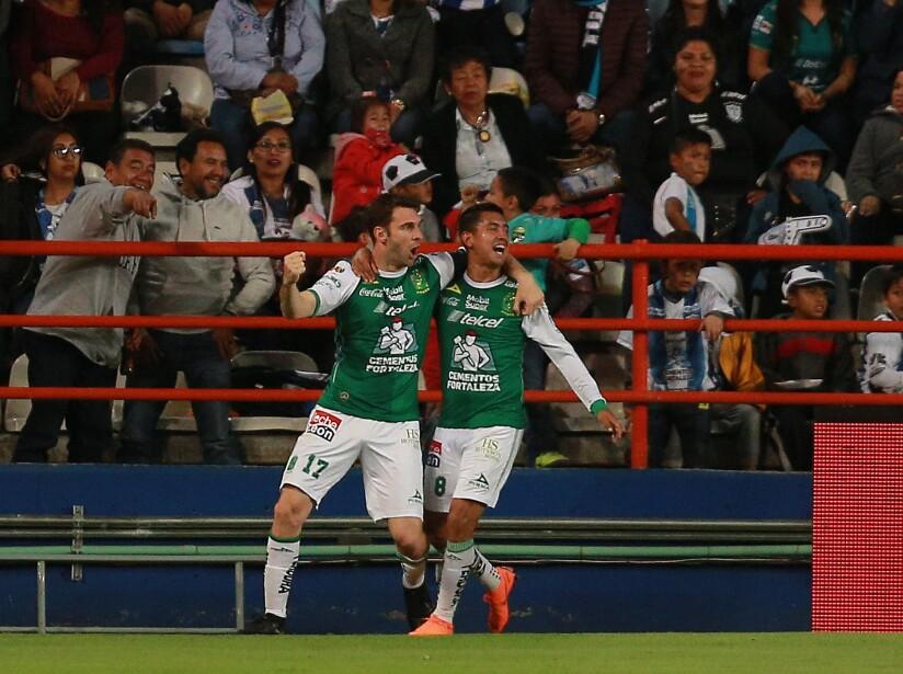 Pachuca v Leon - Torneo Clausura 2018 Liga MX