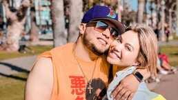 Entre empujones y arrestos, la Chiquis Rivera festejó su boda