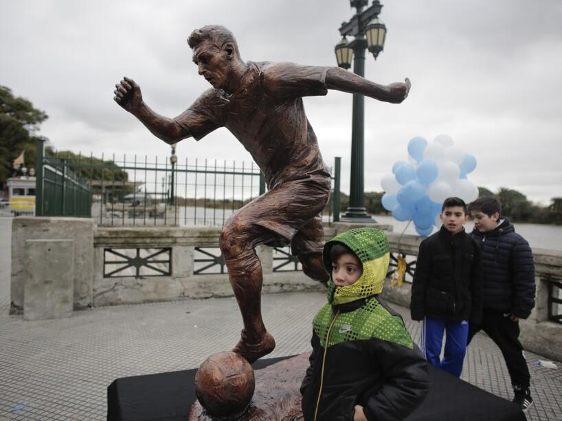 Argentina Messi Quits