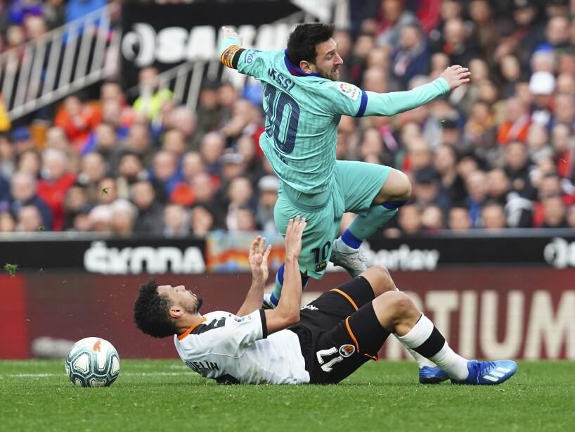 APTOPIX Spain Soccer La Liga