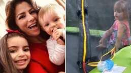 Alessandra Rosaldo se derrite de amor al escuchar a Kailani decirle 'abuela'