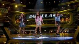 Batalla 4: Las chicas superpoderosas del Team Lucero dividen el corazón de su coach