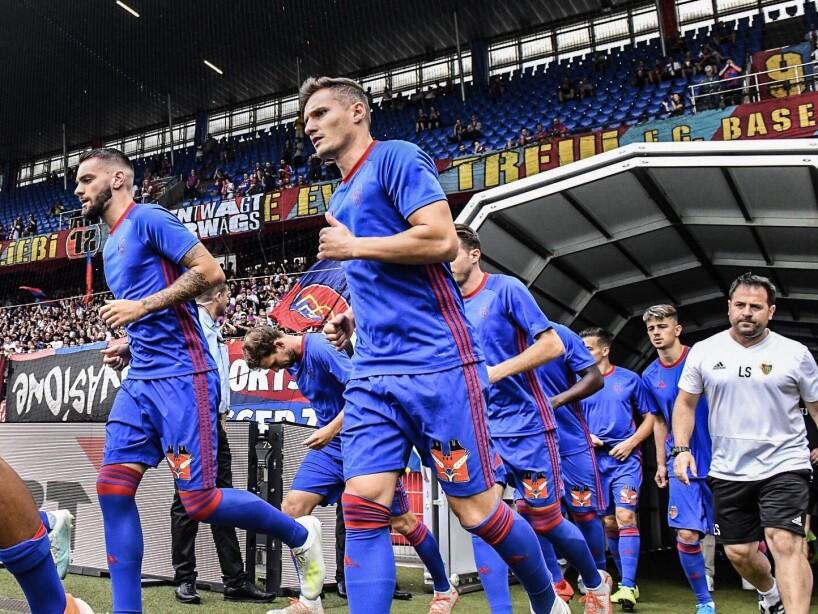 FC Basel vs PSV